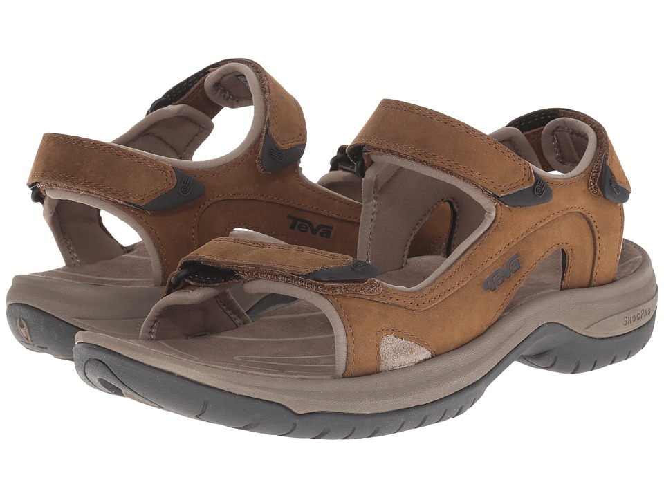 Teva Jetter Cigar Mens Toe Open Shoes