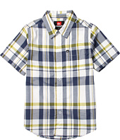 Quiksilver Kids - Back Pat S/S Woven (Big Kids)