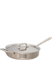 All-Clad - d5 Brushed 3 Qt. Saute Pan With Lid