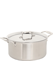 All-Clad - d5 Brushed 8 Qt. Stockpot With Lid