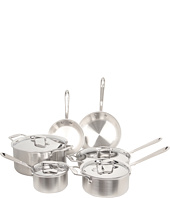 All-Clad - d5 Brushed 10-Piece Set