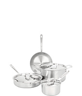 All-Clad - d5 Brushed 7-Piece Set