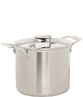 All-Clad - d5 Brushed 7 Qt. Stockpot With Lid