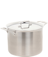 All-Clad - d5 Brushed 12 Qt. Stockpot With Lid