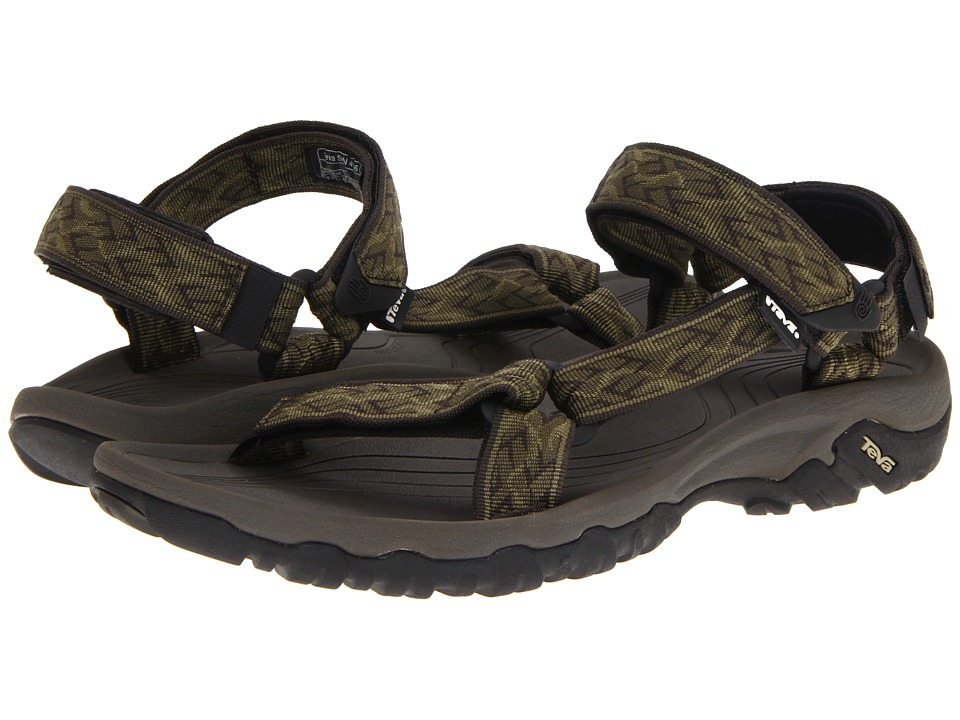 Teva - Hurricane XLT (Wavy Trail Olive) Men