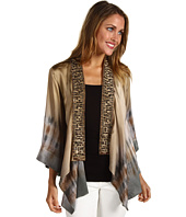 Hale Bob - Metallic Touches Silk Charmeuse Jacket