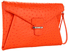 Rafe New York - Angeline Envelope Clutch (Orange)