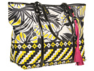 Rafe New York - Jesse Medium Tote (Black/White Tropical)