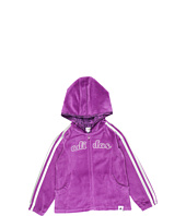 adidas Kids - Pirouette Princess Velour Jacket (Toddler/Little Kids)