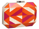 Rafe New York - Dawn Minaudiere (Orange/Pink)