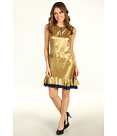 Juicy Couture - Hammered Silk Satin Dress