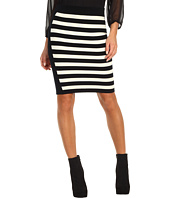 Juicy Couture - Mercerized Merino Stripe Skirt