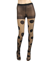 Kate Spade New York - Gigantic Swiss Dot Tights