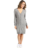 Lacoste - L/S Merino Wool Cardigan Dress