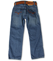 Levi's® Kids - Boys' 505® Belted Straight Fit Jean (Big Kids)