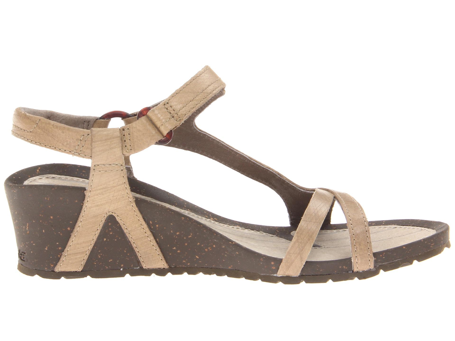 Teva Cabrillo Universal Wedge Rialto Shoes Women