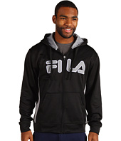 Fila - Plaited Fleece Full Zip Hoodie