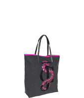 Juicy Couture - JC Snake Wool Tote