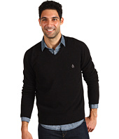 Original Penguin - Donegal Saddle Raglan V-Neck Sweater