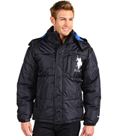 U.S. Polo Assn - Short Bubble Jacket w/ Big Pony