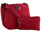 Baggallini - Allure Crossbody (Cranberry/Pink) - Bags and Luggage