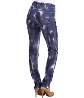 CJ by Cookie Johnson - Peace Skinny Tie-Dye in Night Sky