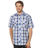 Roper - Poly Cotton Basics Woven Short Sleeve