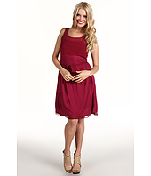 Kensie - Tiered Bodice Sleeveless Dress