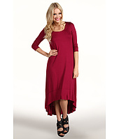 Kensie - High-Low 3/4 Sleeve Dress