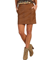 Kensie - Faux Leather Skirt