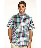 U.S. Polo Assn - Slim Fit Poplin Shirt W/ Plaid Pattern
