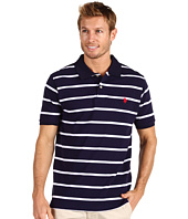 U.S. Polo Assn - Striped Polo W/ Small Pony