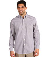 U.S. Polo Assn - Vertical Striped Woven Shirt