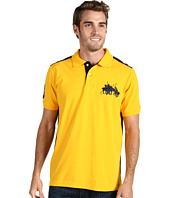 U.S. Polo Assn - Solid Pique Polo W/ Polo Team
