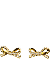 Kate Spade New York - Skinny Mini Pavé Bow Studs