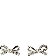 Kate Spade New York - Skinny Mini Pavé Bow Studs