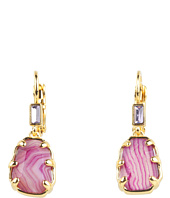 Kate Spade New York - Set In Stone Drop Earrings