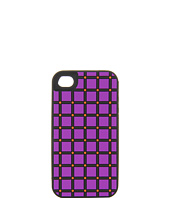 Kate Spade New York - Lewitt Stripe Silicone Case for iPhone® 4