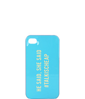 Kate Spade New York - Talk Is Cheap Resin Case for iPhone® 4