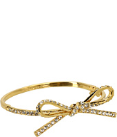Kate Spade New York - Skinny Mini Pave Bow Bangle