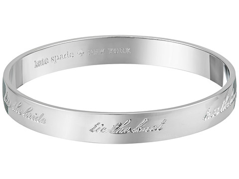 Kate Spade New York Bride Idiom Bangle