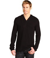 Calvin Klein - V-Neck Box Textured