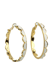Kate Spade New York - Scallop Hoops