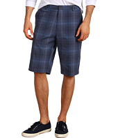 Calvin Klein - Slub Plaid Short
