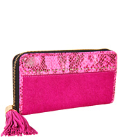 Juicy Couture - Snake & Stud Zip Wallet