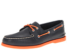 Sperry Top-Sider - A/O 2-Eye Neon (Navy/Neon Orange)