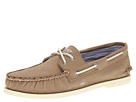 Sperry Top-Sider - A/O 2 Eye Canvas (Taupe Canvas)