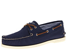 Sperry Top-Sider - A/O 2 Eye Canvas (Navy Canvas)