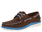 Sperry Top-Sider - Billfish Ultralite 3-Eye (Dark Brown/Blue)