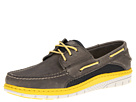 Sperry Top-Sider - Billfish Ultralite 3-Eye (Gray/Yellow)